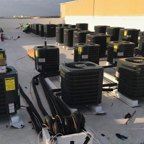 The Woodlands Air Conditioning Services
